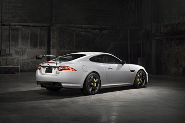 Initial production will be limited to just 30 cars, making the 2014 XKR-S GT the rarest 'R' model in the 25-year history of Jaguar's R performance cars.