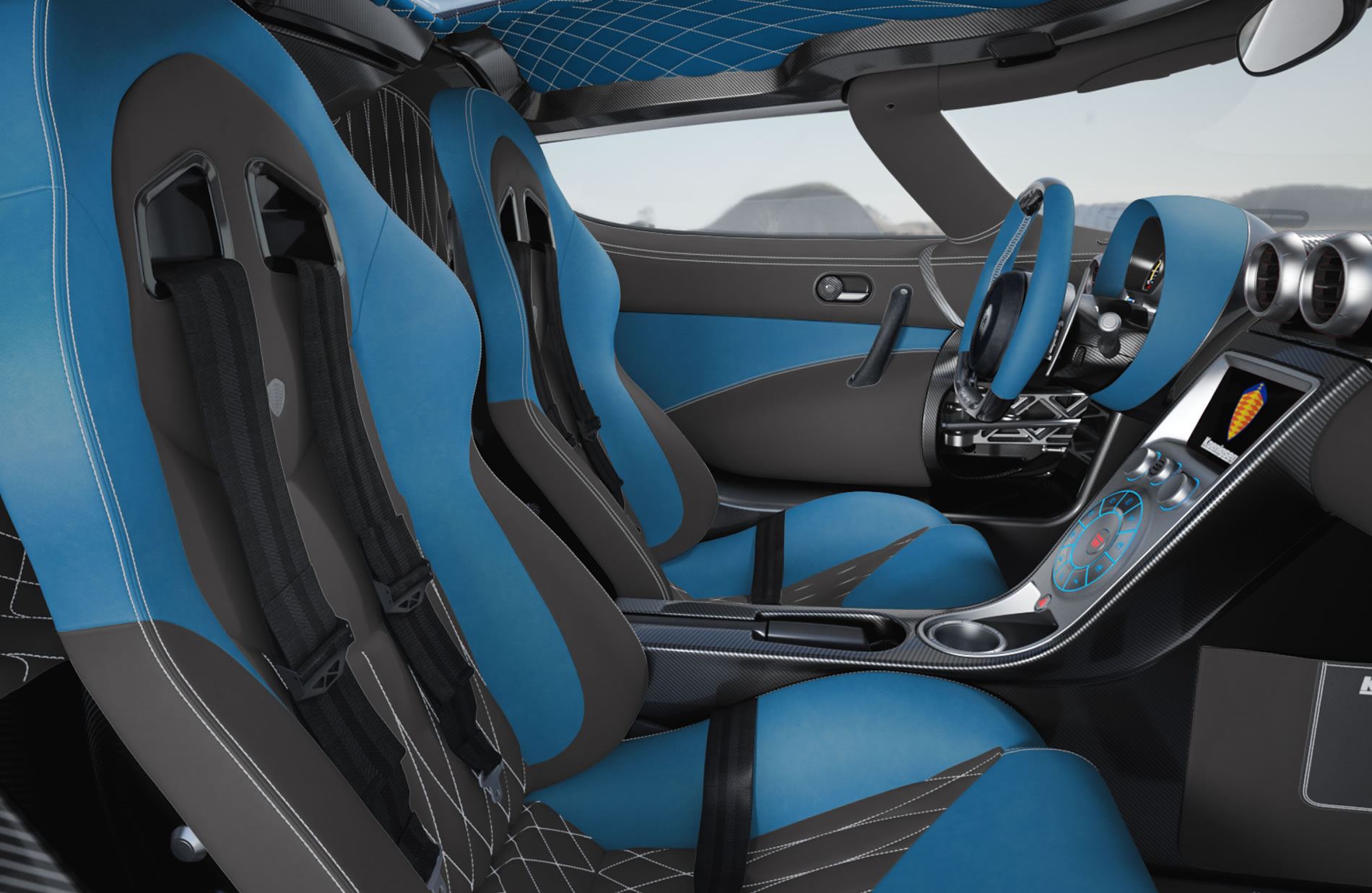Koenigsegg Interior 2014 by Koenigsegg are allowed