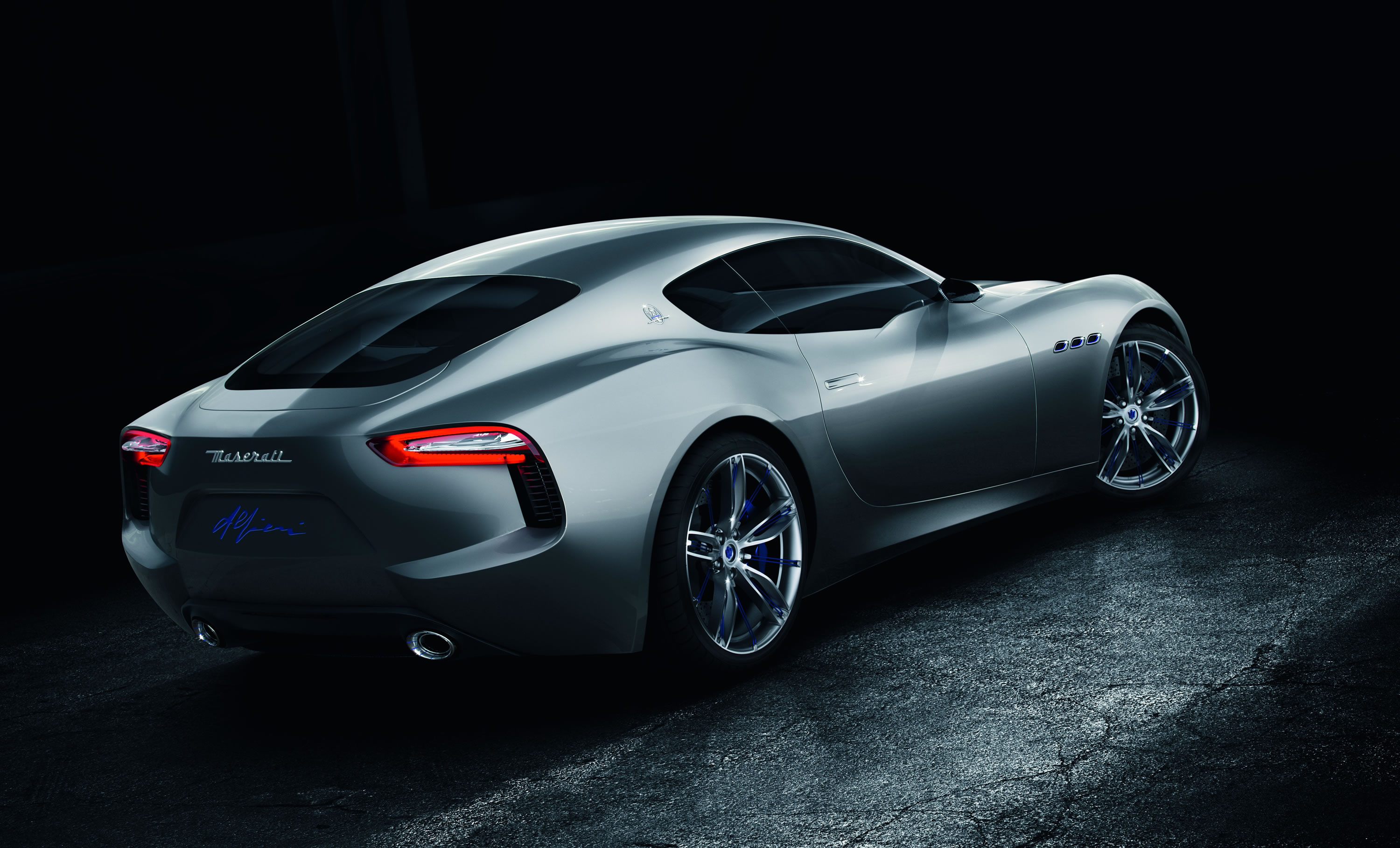 2014 Maserati Alfieri Concept Photos, Specs and Review - RS