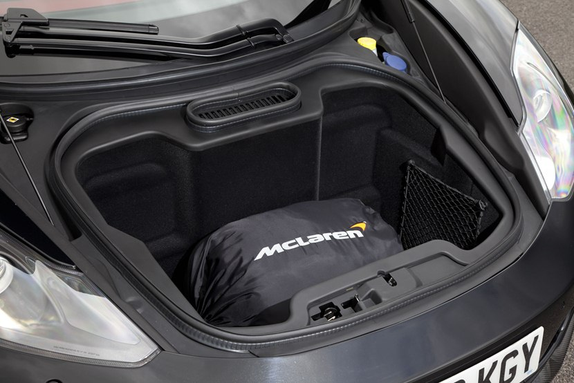 2014 Mclaren Mp4 12c Interior Photo Trunk Size 2048 X