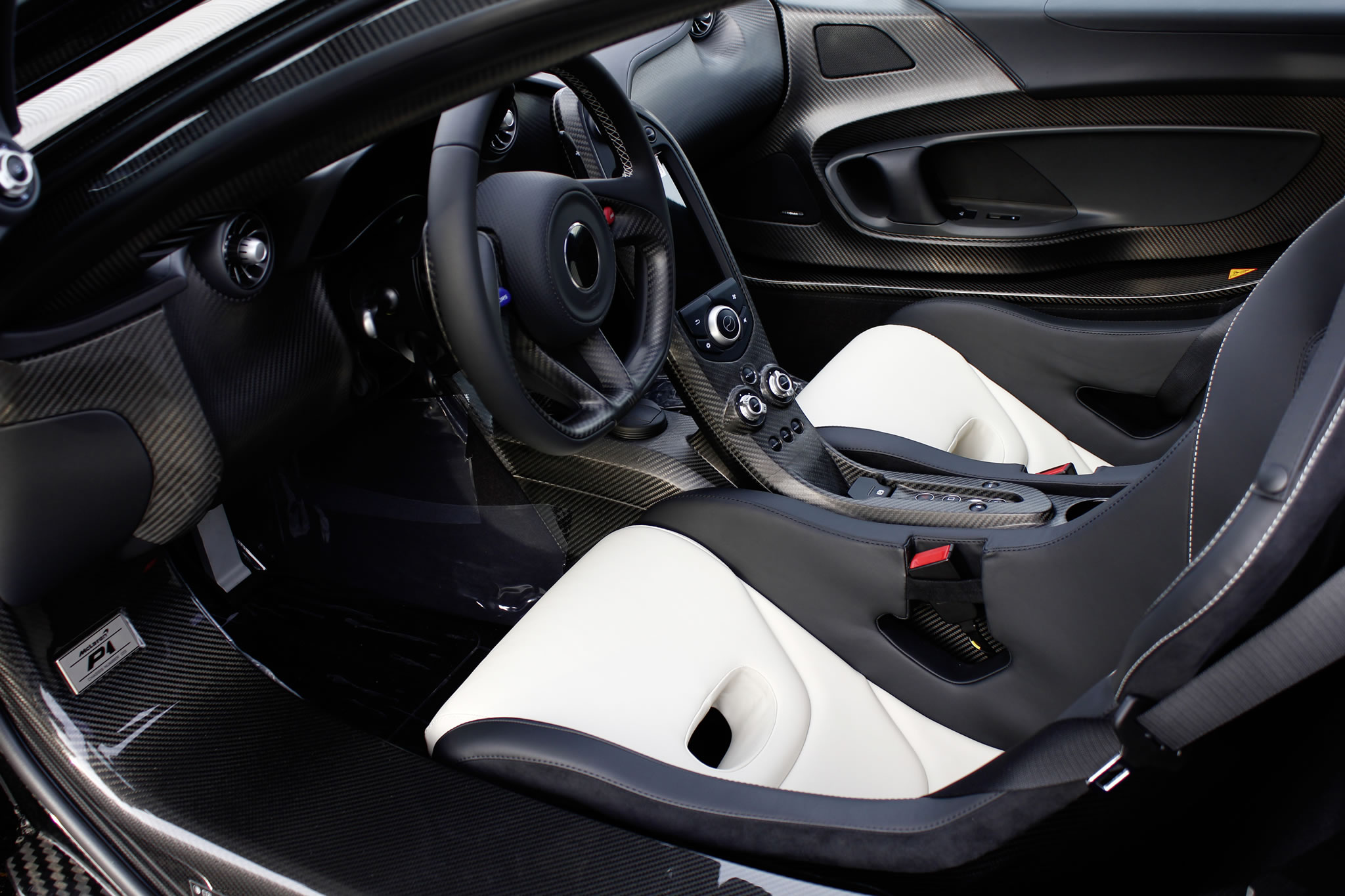 2014 Mclaren P1 By Gemballa Interior Photo Size 2048 X