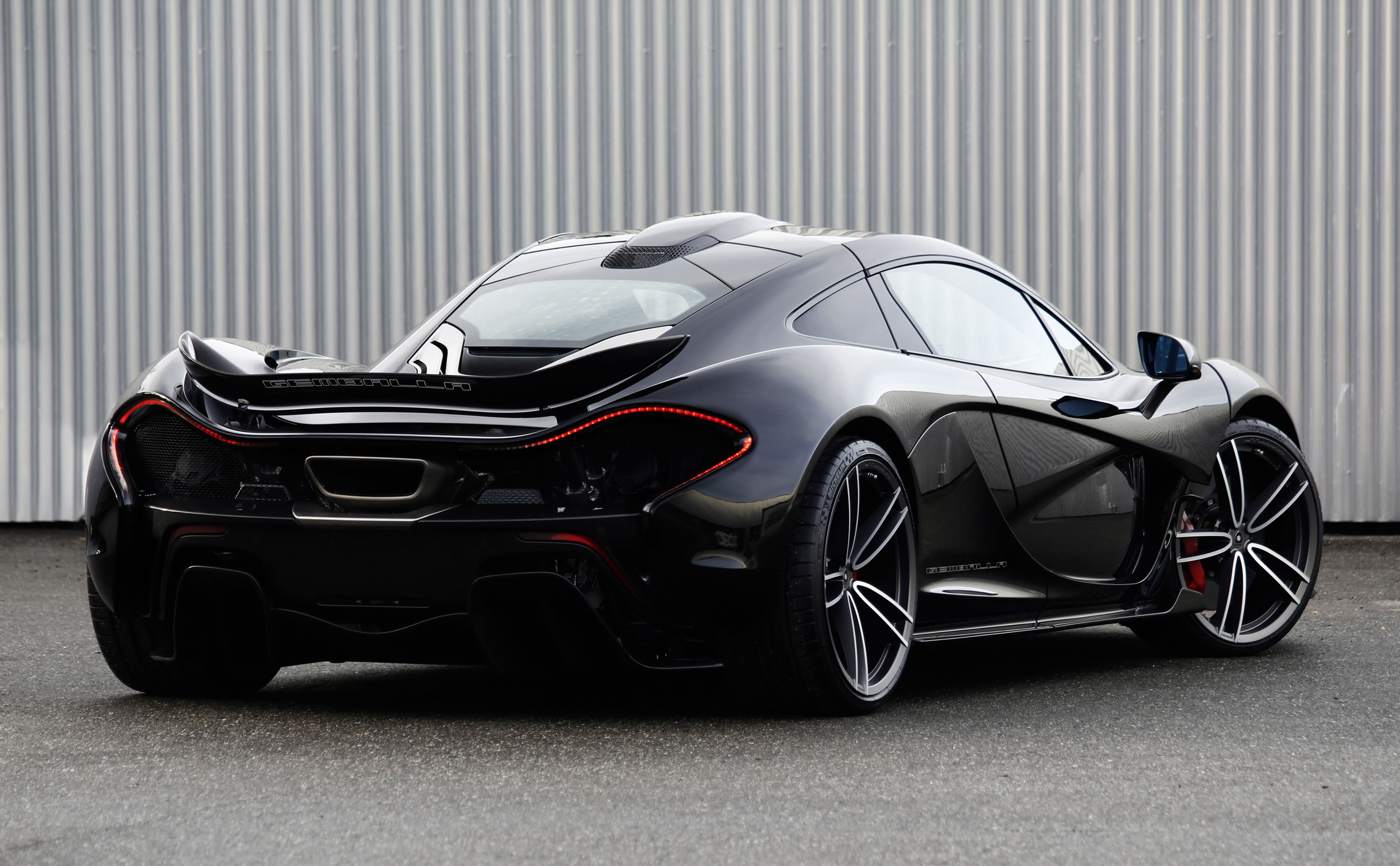 2014 mclaren p1 by gemballa photos specs and review rs. Black Bedroom Furniture Sets. Home Design Ideas
