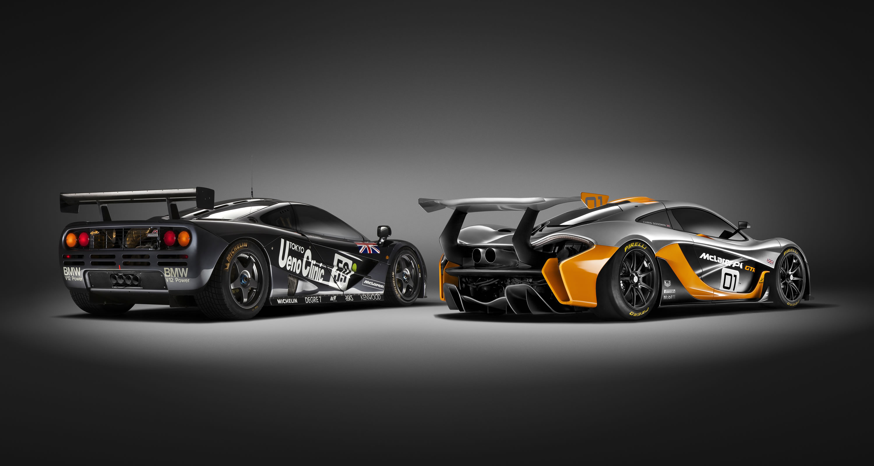 2014 mclaren p1 gtr race car concept photos specs and review rs. Black Bedroom Furniture Sets. Home Design Ideas