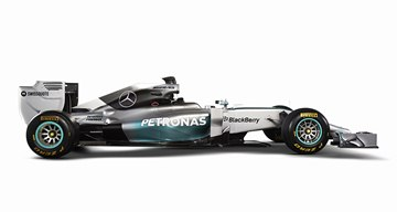 The 2014 Formula One season marks the biggest change in regulations in the sport's history and the F1 W05 has been designed to meet the challenge of this technical revolution.