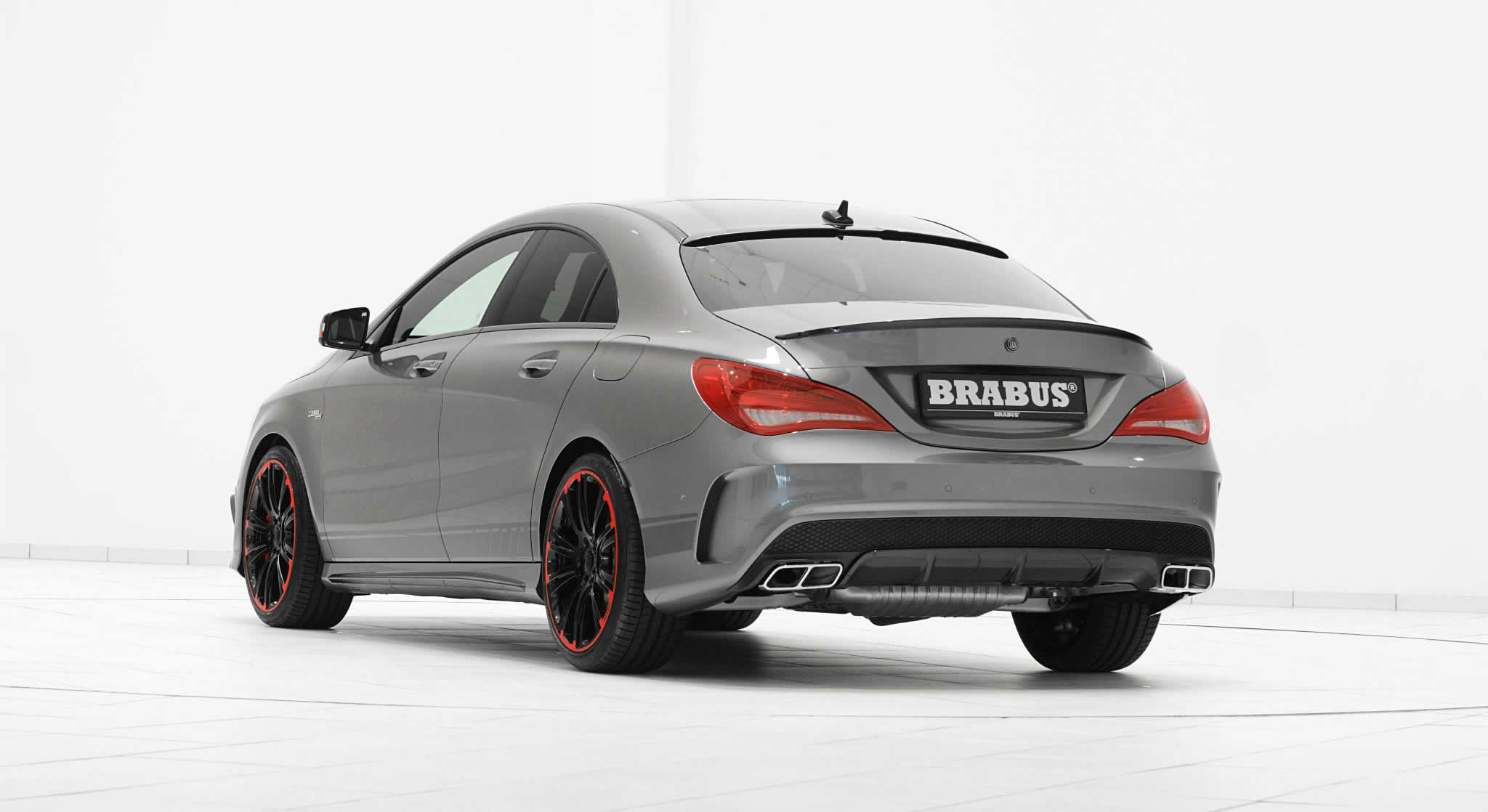 2014 mercedes benz cla45 amg by brabus photos specs and review rs. Black Bedroom Furniture Sets. Home Design Ideas