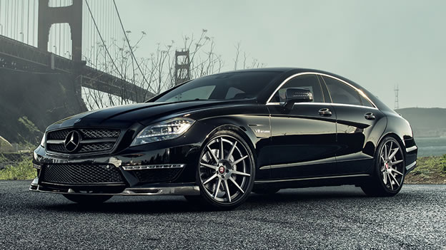 2014 mercedes benz cls63 amg by vorsteiner photos specs. Black Bedroom Furniture Sets. Home Design Ideas