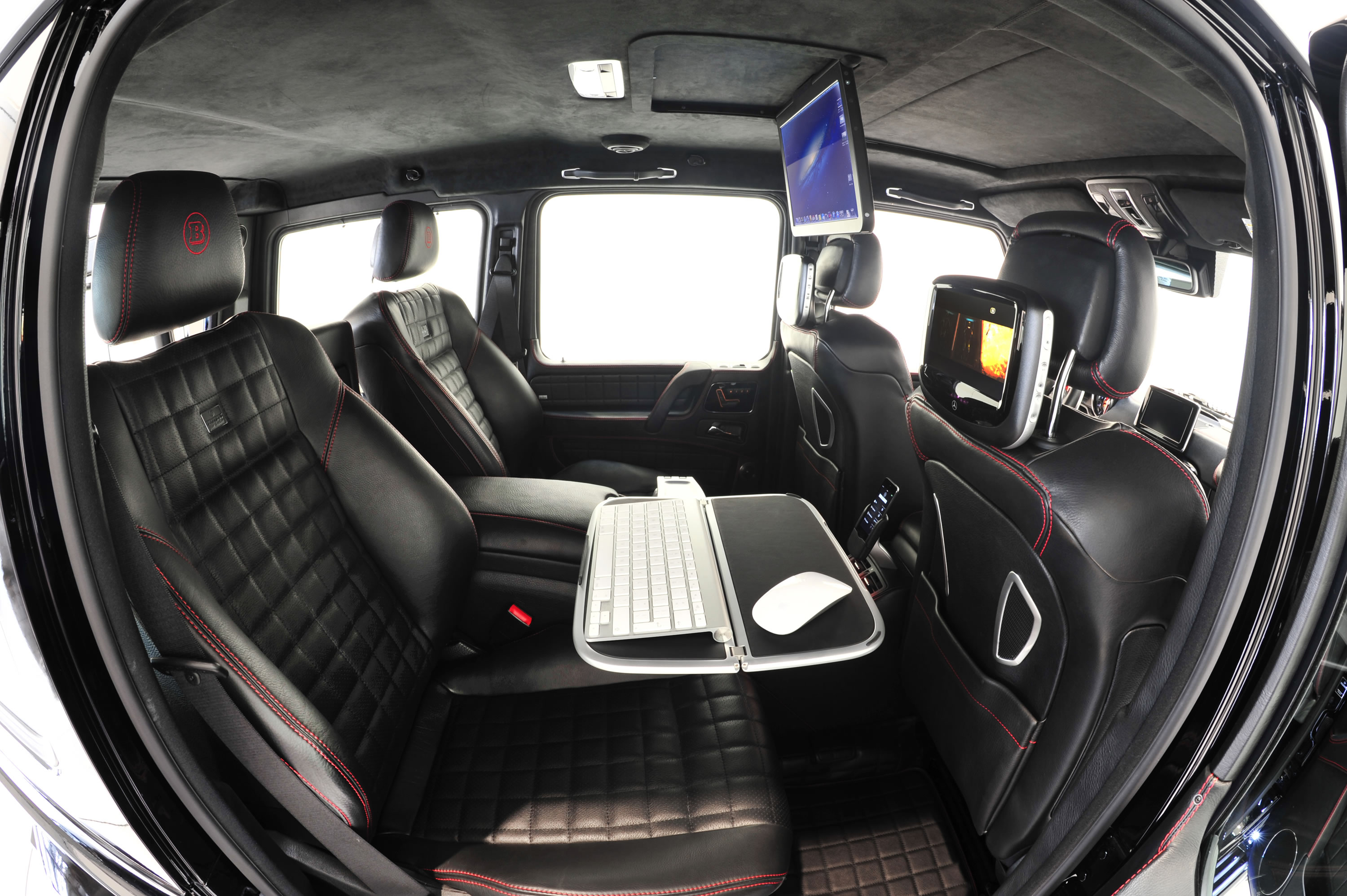 2014 mercedes benz g65 amg by brabus photos specs and for Interieur 65