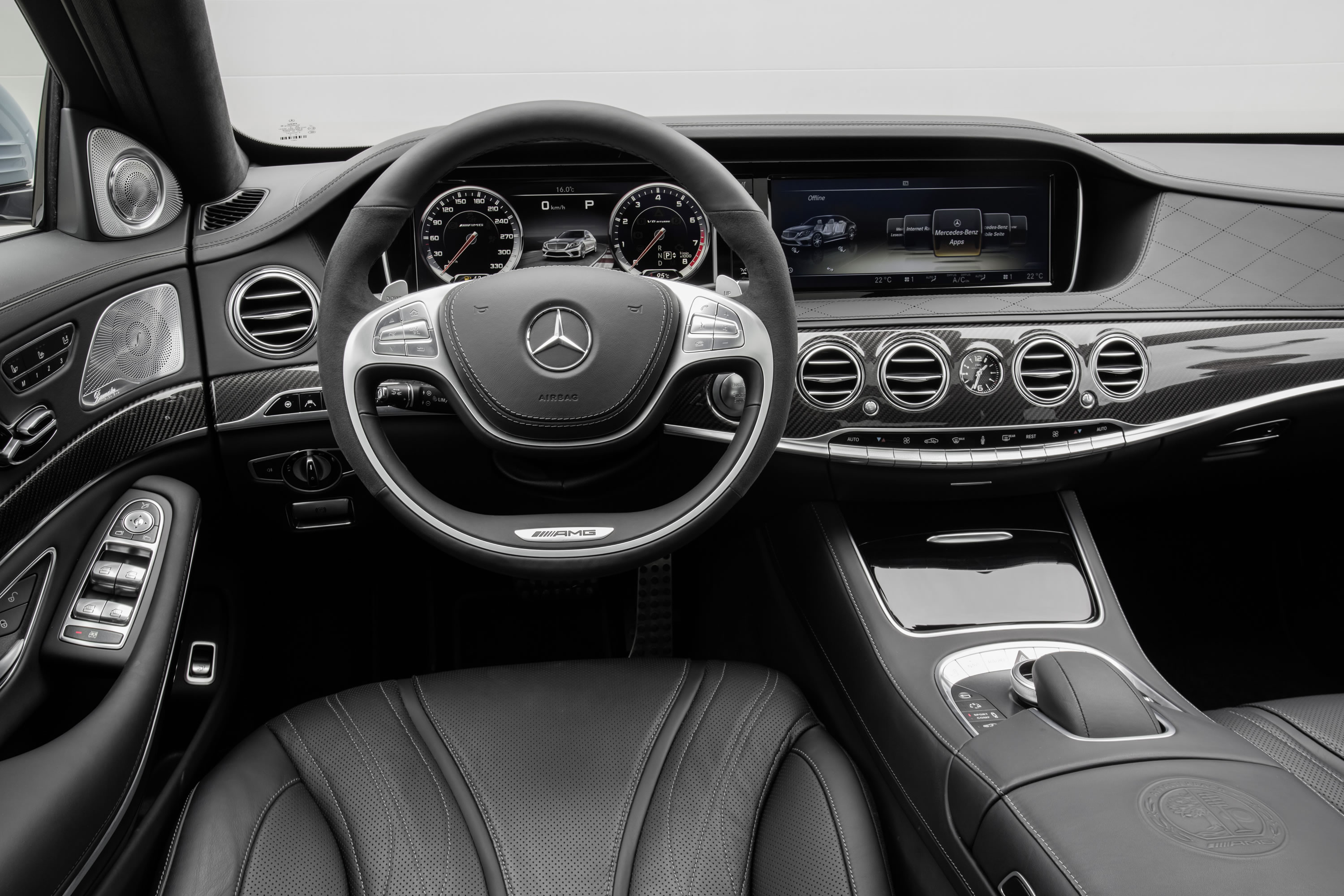 2014 Mercedes Benz S63 Amg 4matic Photos Specs And Review