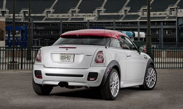 2014 mini john cooper works coupe photos specs and review rs. Black Bedroom Furniture Sets. Home Design Ideas