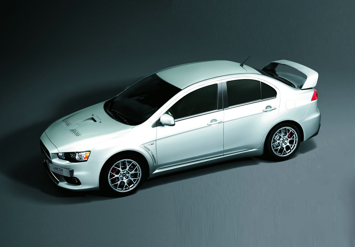 2014 Mitsubishi Lancer Evolution FX 440 MR