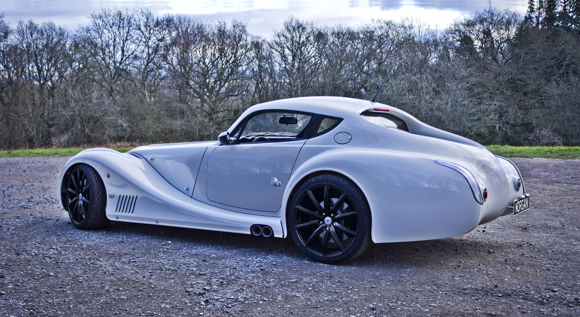 2014 morgan aero coupe rear photo size 1900 x 1040 nr. Black Bedroom Furniture Sets. Home Design Ideas