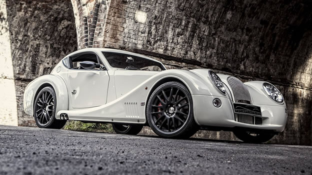 2014 Morgan Aero Coupe