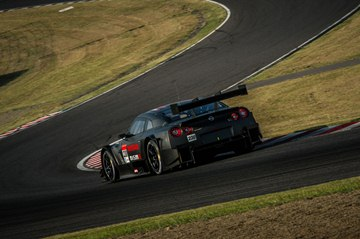 The 2014-spec Nissan GT-R NISMO GT500 is scheduled for exhibition and demonstration runs at the NISMO FESTIVAL, to be held at Fuji Speedway on Sunday, 