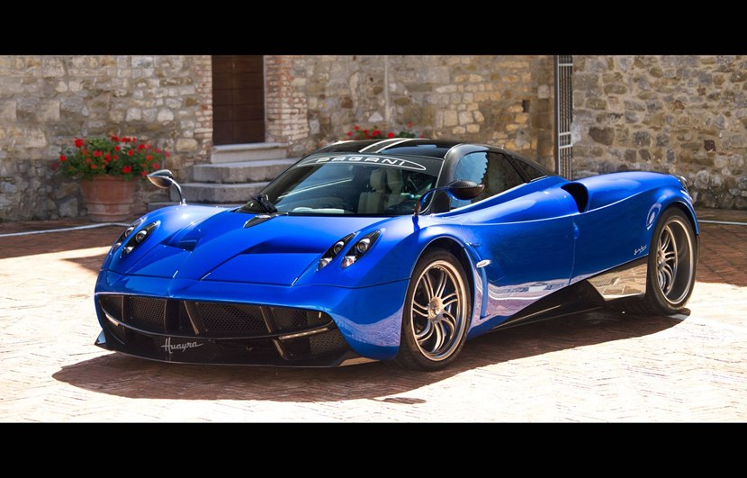 2014 pagani huayra - front photo  blue color  size 2048 x 1310  nr  5  74