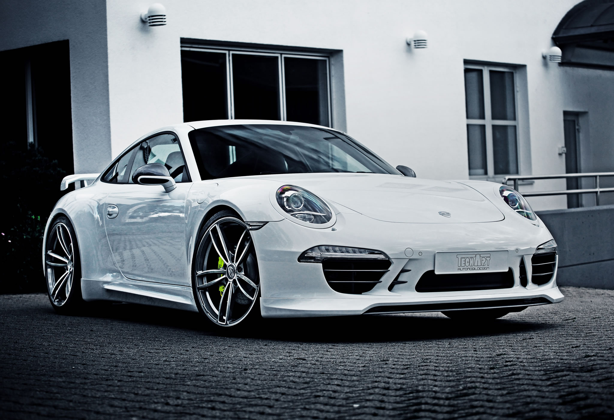 2014 porsche 911 carrera 4 coupe by techart