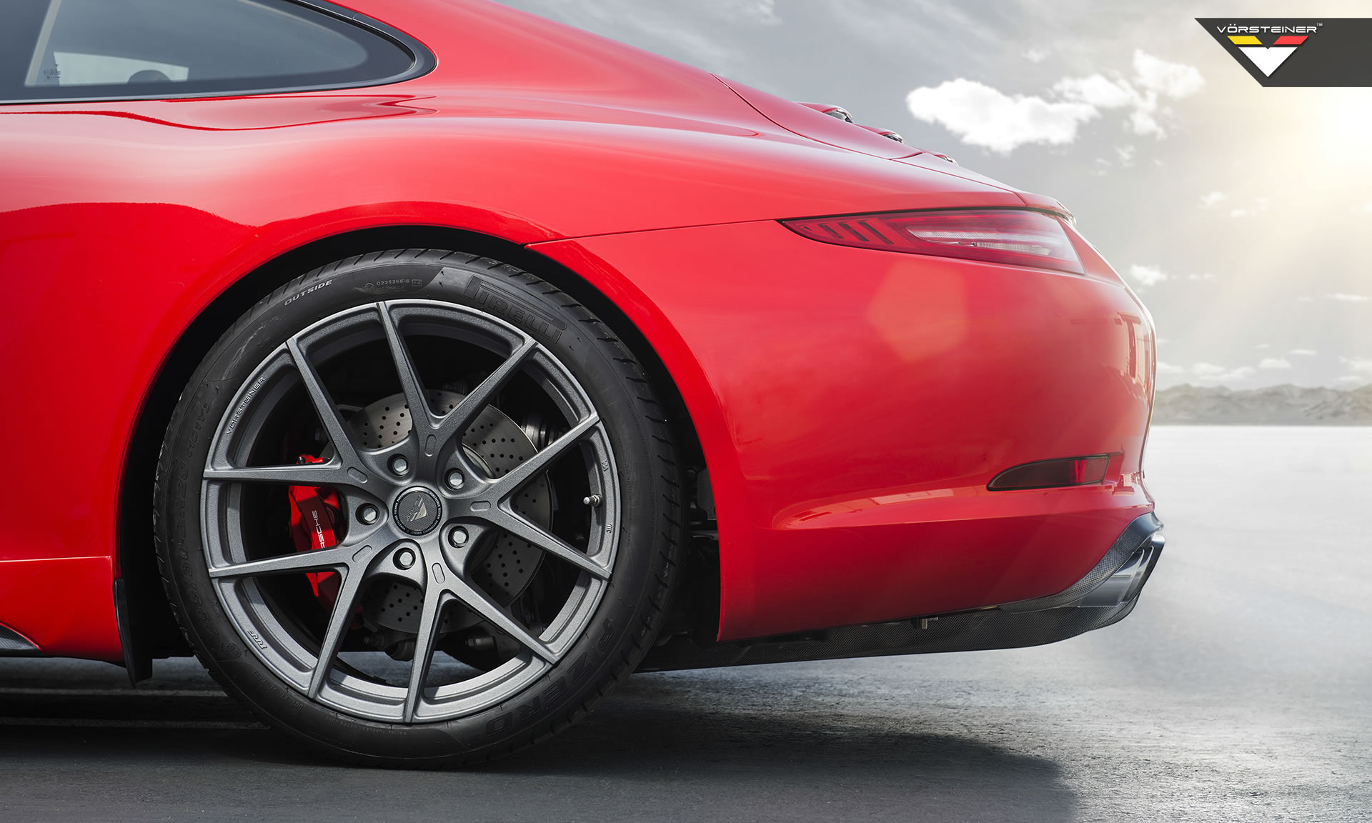 2014 porsche 911 carrera s v gt by vorsteiner detail. Black Bedroom Furniture Sets. Home Design Ideas