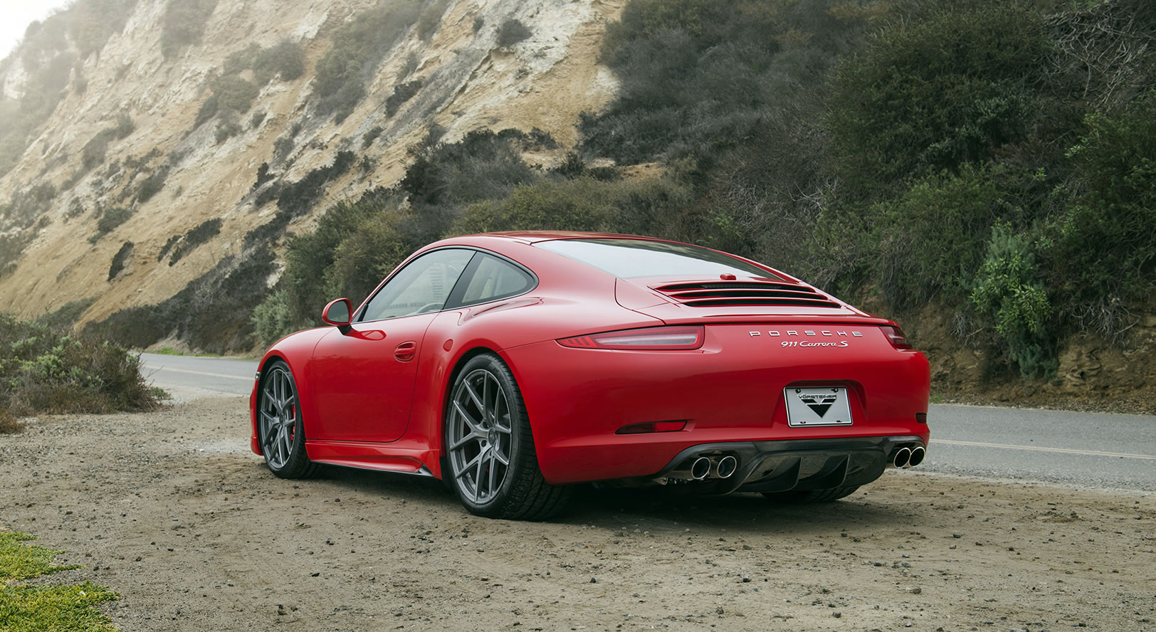 2014 porsche 911 carrera s v gt by vorsteiner photos specs and review rs. Black Bedroom Furniture Sets. Home Design Ideas