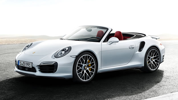 The Drivers Seat 2014 Porsche 911 Turbo S Cabriolet Review
