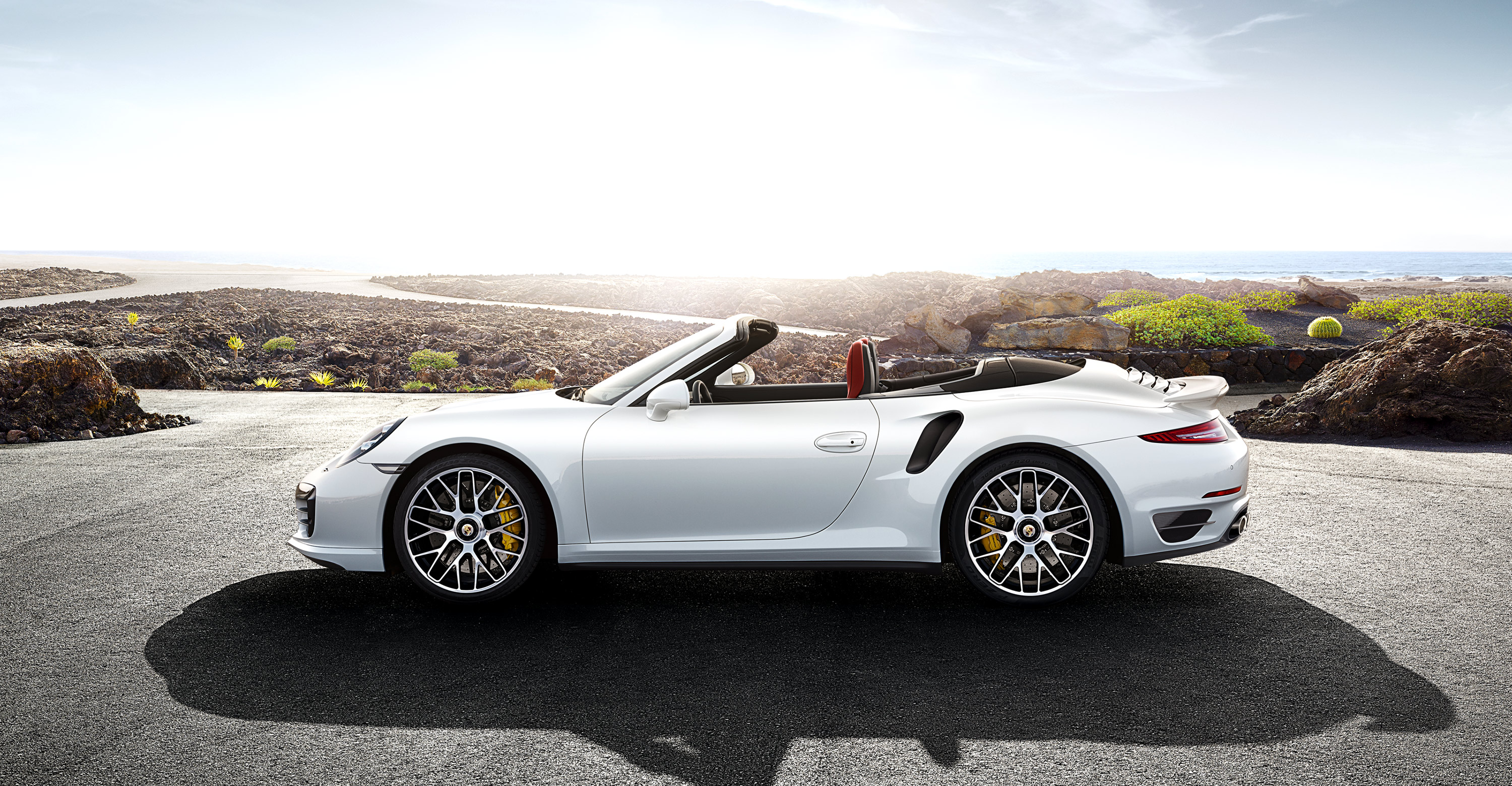 by adding the two new 911 turbo models into the mix porsche is doubling its