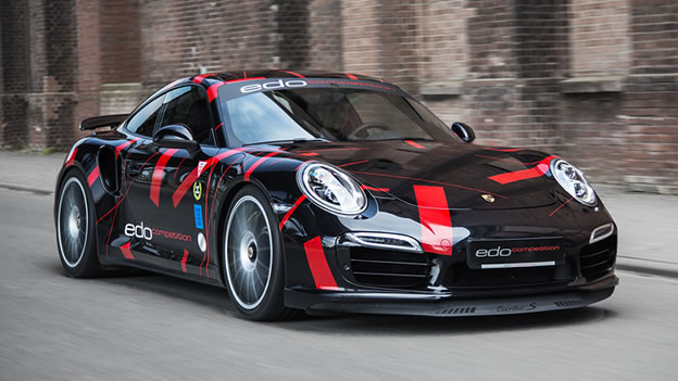 2014 Porsche 911 Turbo S by edo competition