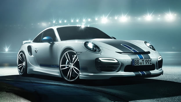 Porsche 911 Turbo S 2013 Wallpaper