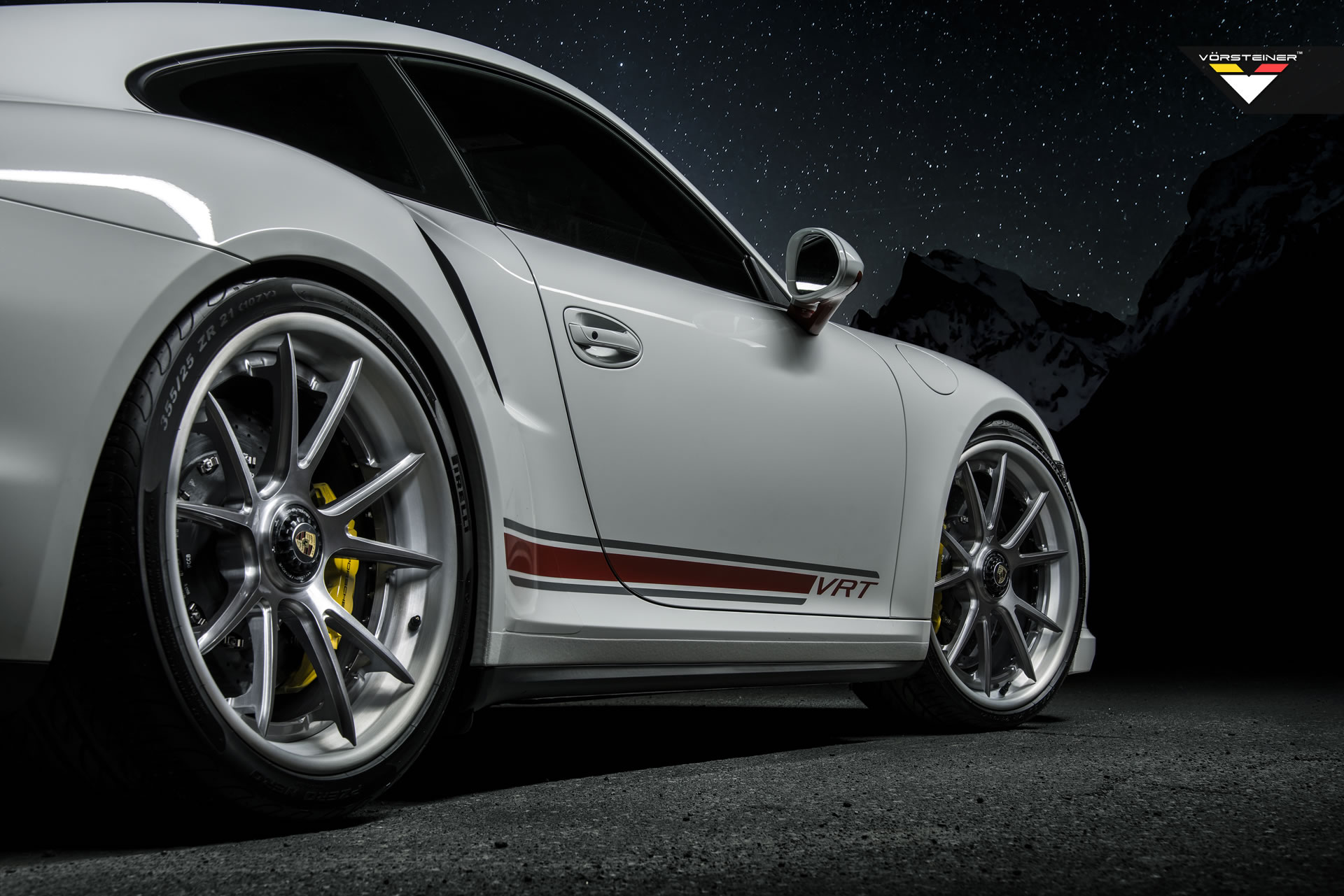2015 porsche 911 turbo s vse 004 by vorsteiner detail. Black Bedroom Furniture Sets. Home Design Ideas
