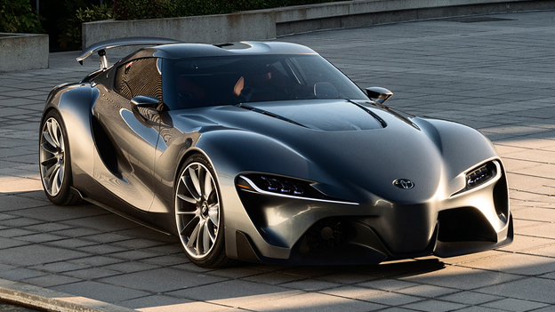 2014 Toyota FT-1 Graphite Concept Photos, Specs and Review ...