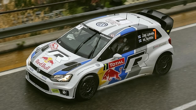 2014 Volkswagen Polo R Wrc Race Car Photos Specs And Review Rs