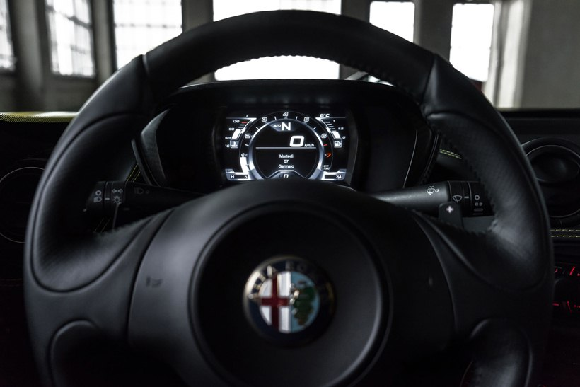 interior, steering wheel, instrument cluster