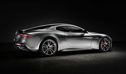 Although the car is just a concept and there won't be any commercialization of 