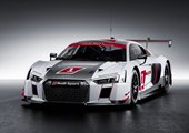 2015 R8 LMS Race Car