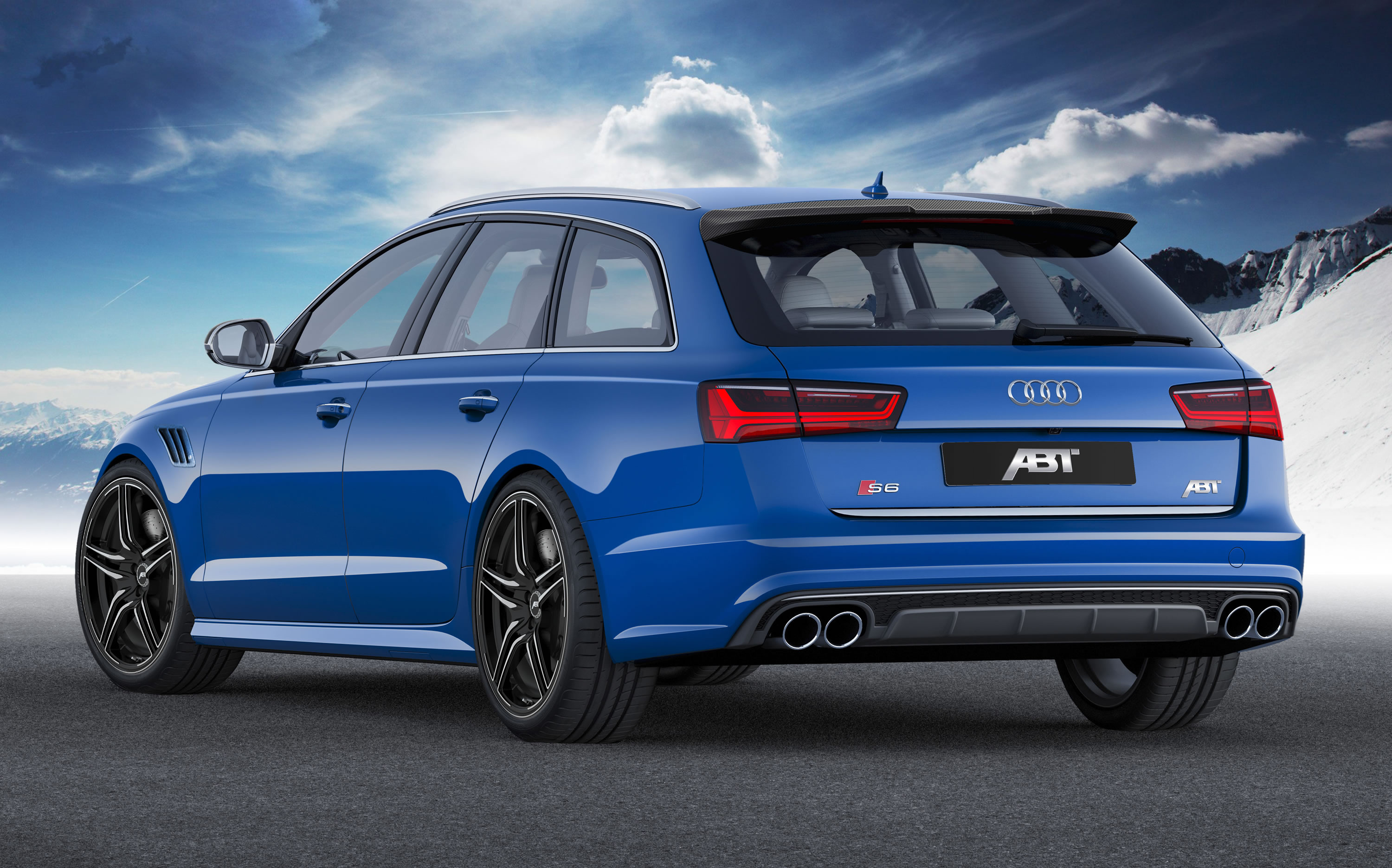 2015 Audi S6 Avant by ABT Photos, Specs and Review - RS