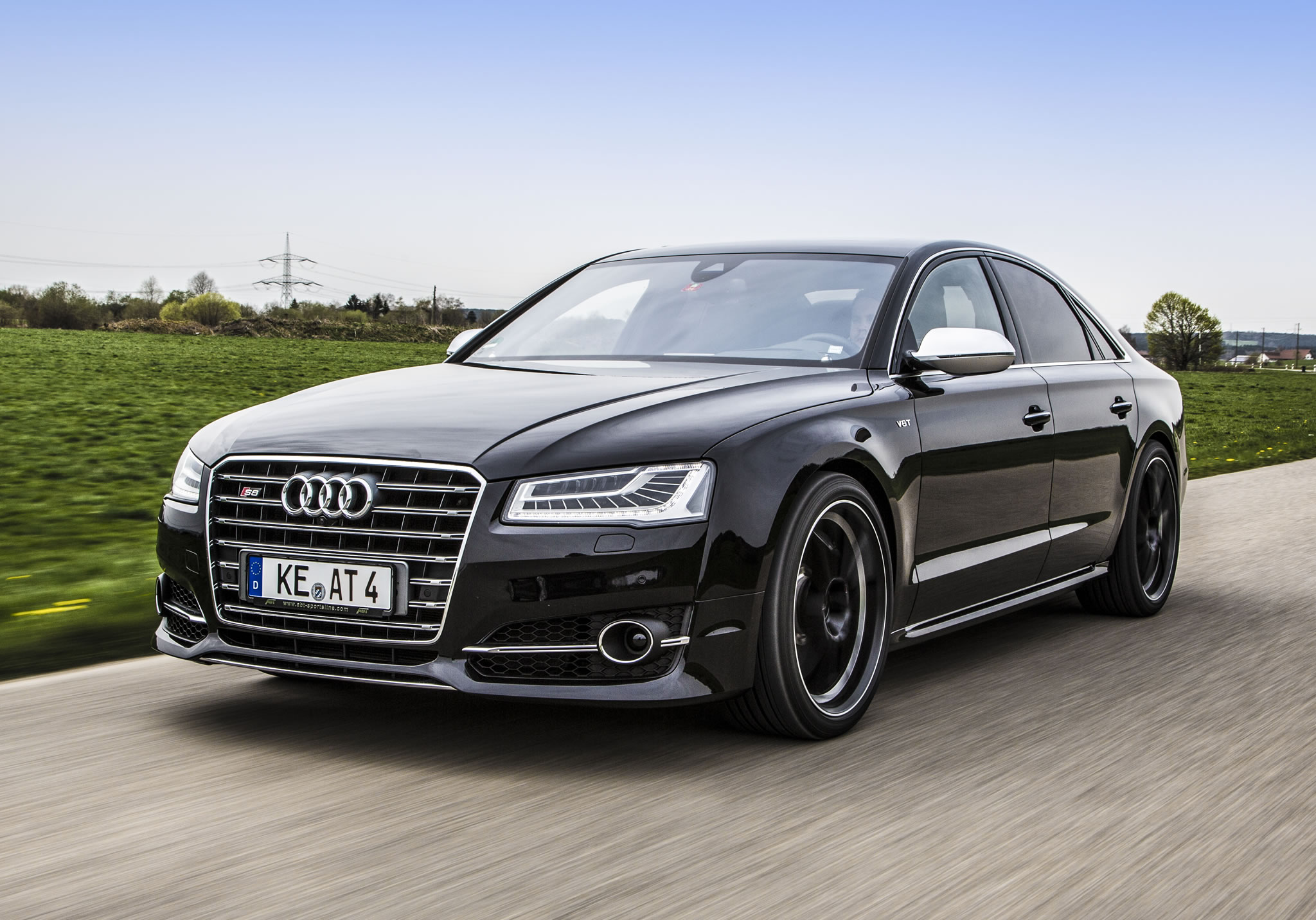 2015 Audi S8 by ABT Photos, Specs and Review - RS