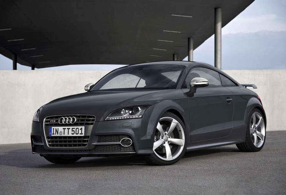 2015 Audi TTS Coupe Competition Package