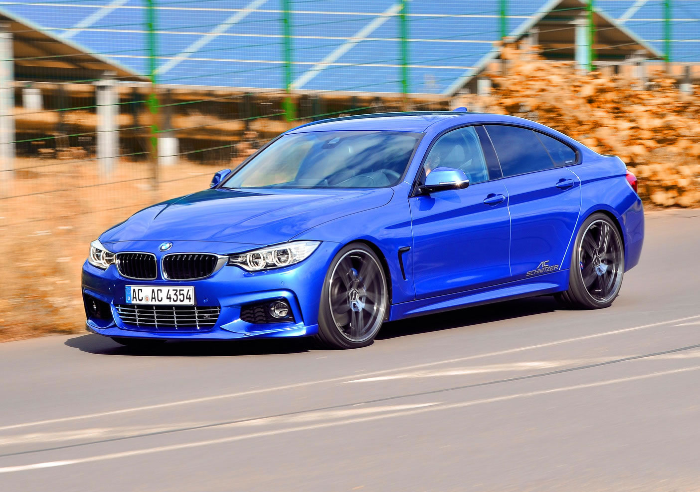 2015 bmw 435i gran coupe by ac schnitzer front photo. Black Bedroom Furniture Sets. Home Design Ideas
