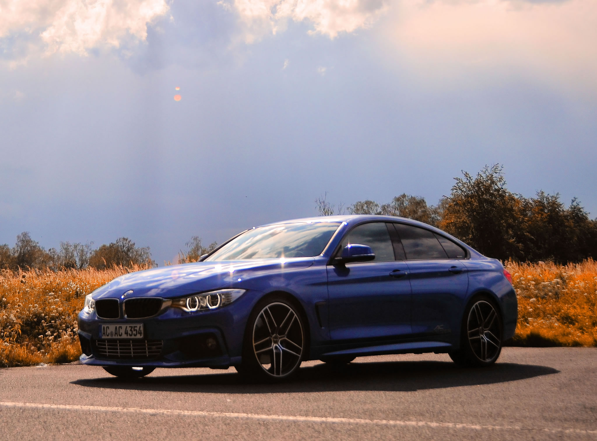 2015 bmw 435i gran coupe by ac schnitzer front photo blue color size 2048 x 1513 nr 4 17. Black Bedroom Furniture Sets. Home Design Ideas