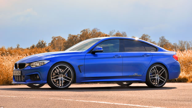 2015 BMW 435i Gran Coupe by AC Schnitzer