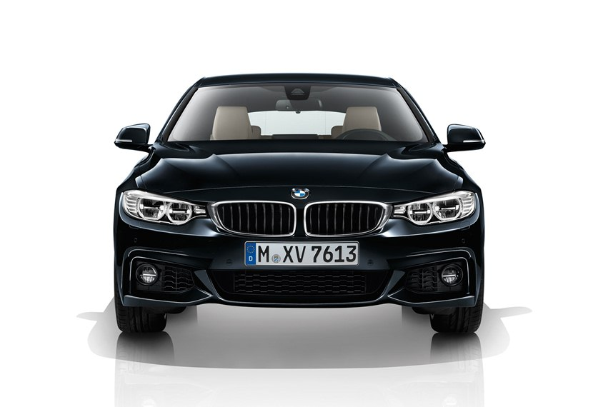 2015 Bmw 435i Gran Coupe M Sport Front Photo Carbon