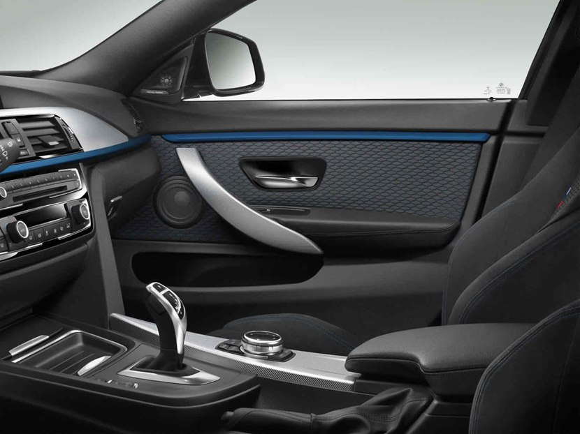 Interior 2015 BMW 435i Gran Coupe
