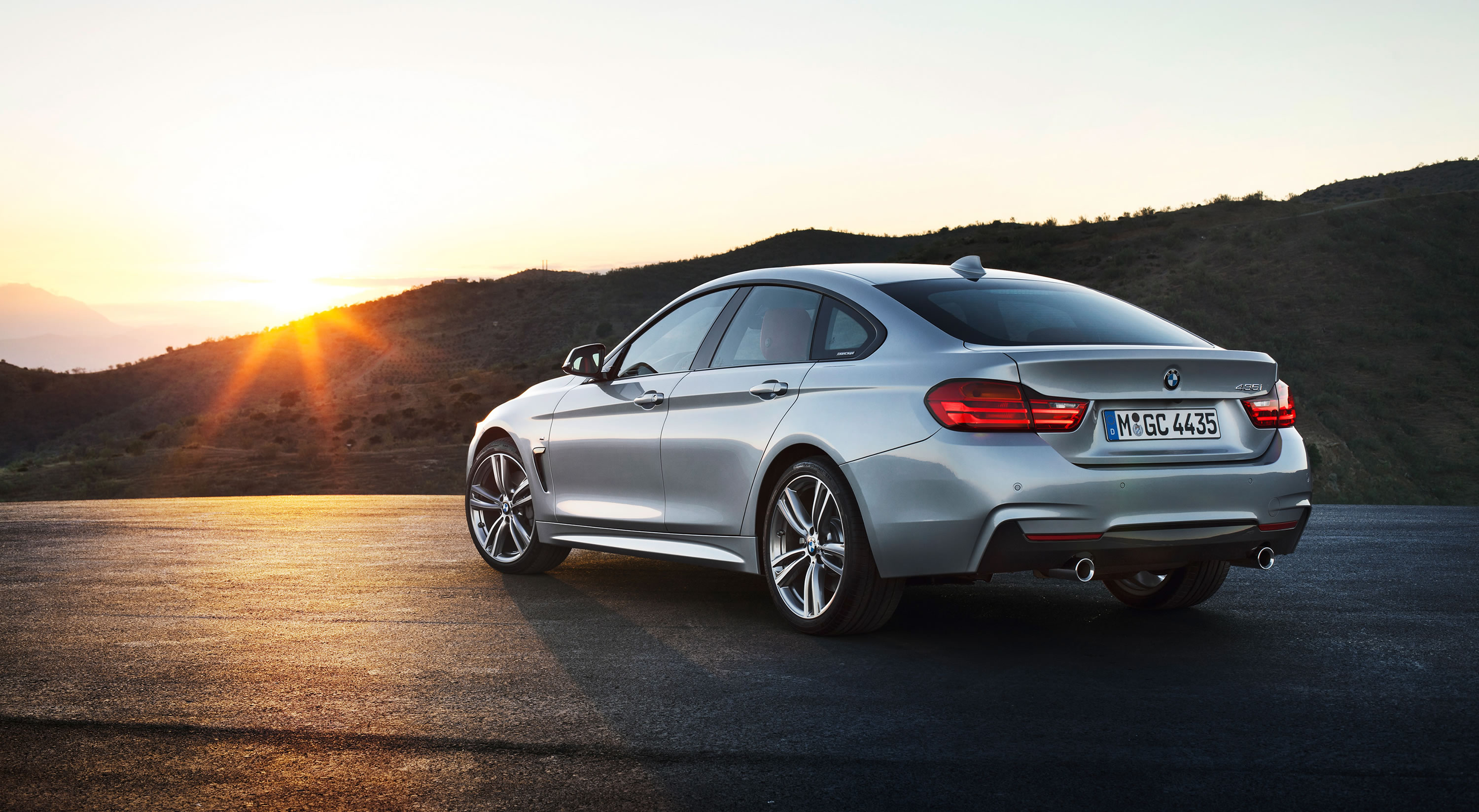2015 bmw 435i gran coupe m sport photos, specs and review - rs