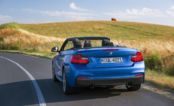 With the standard eight-speed Steptronic sport transmission with Launch Control 