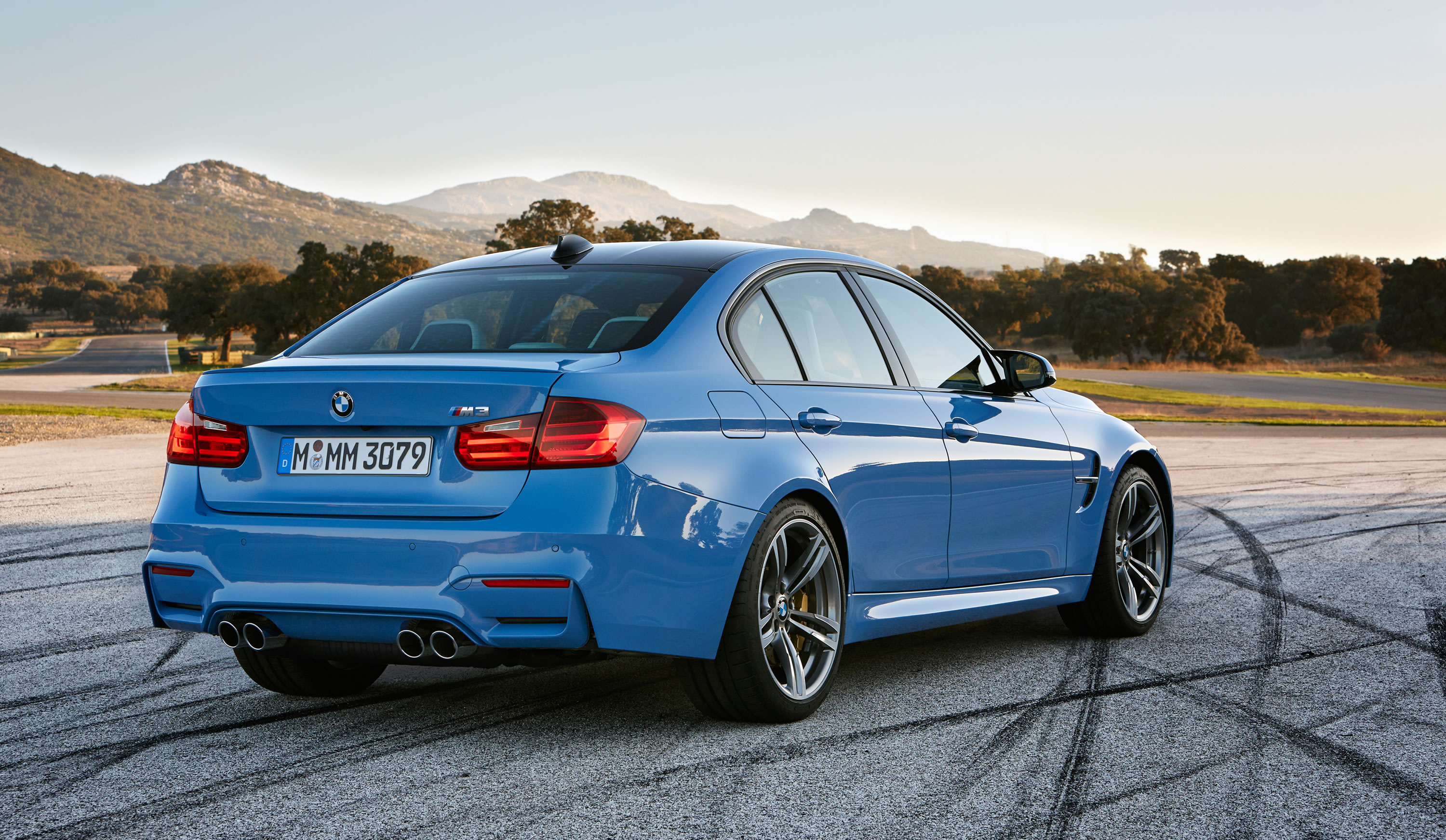 2015 Bmw M3 Sedan Photos Specs And Review Rs