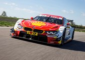 2015 M4 DTM Shell Race Car