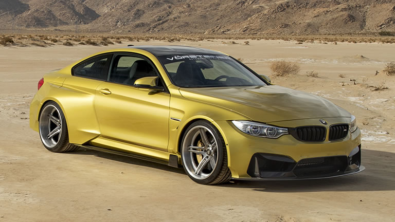 2015 BMW M4 GTRS4 by Vorsteiner Photos, Specs and Review - RS