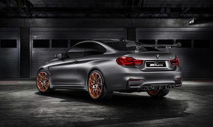 The BMW M4 GTS Concept continues the tradition of BMW M3 special models already 