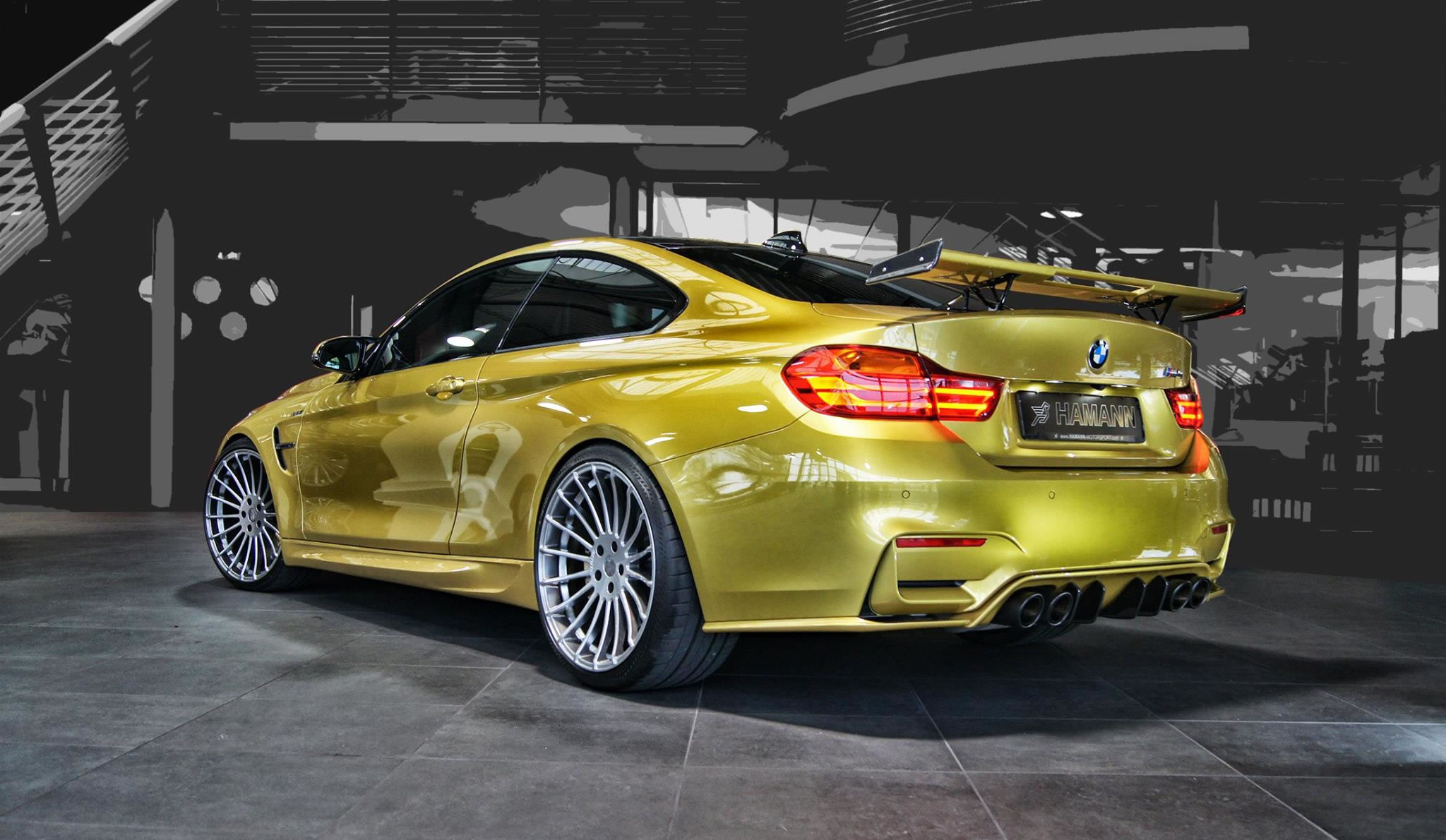2015 bmw m4 by hamann photos specs and review rs. Black Bedroom Furniture Sets. Home Design Ideas