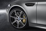 detail, 20-inch wheel, gold calipers