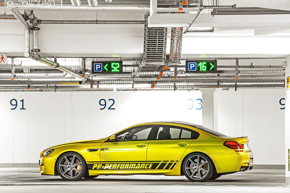 2015 BMW M6 RS800 by PP-Performance