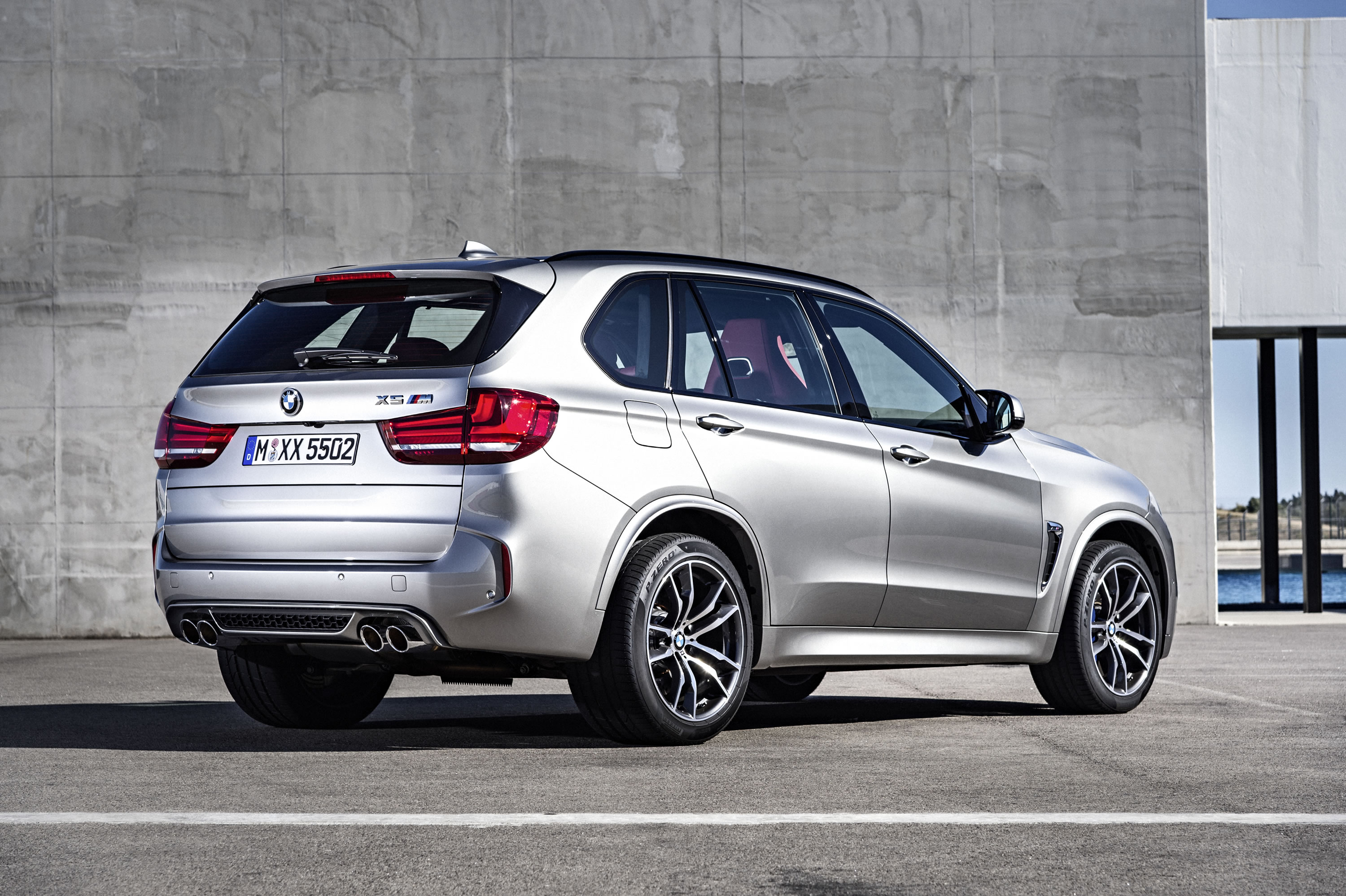 2015 Bmw X5 M Photos Specs And Review Rs