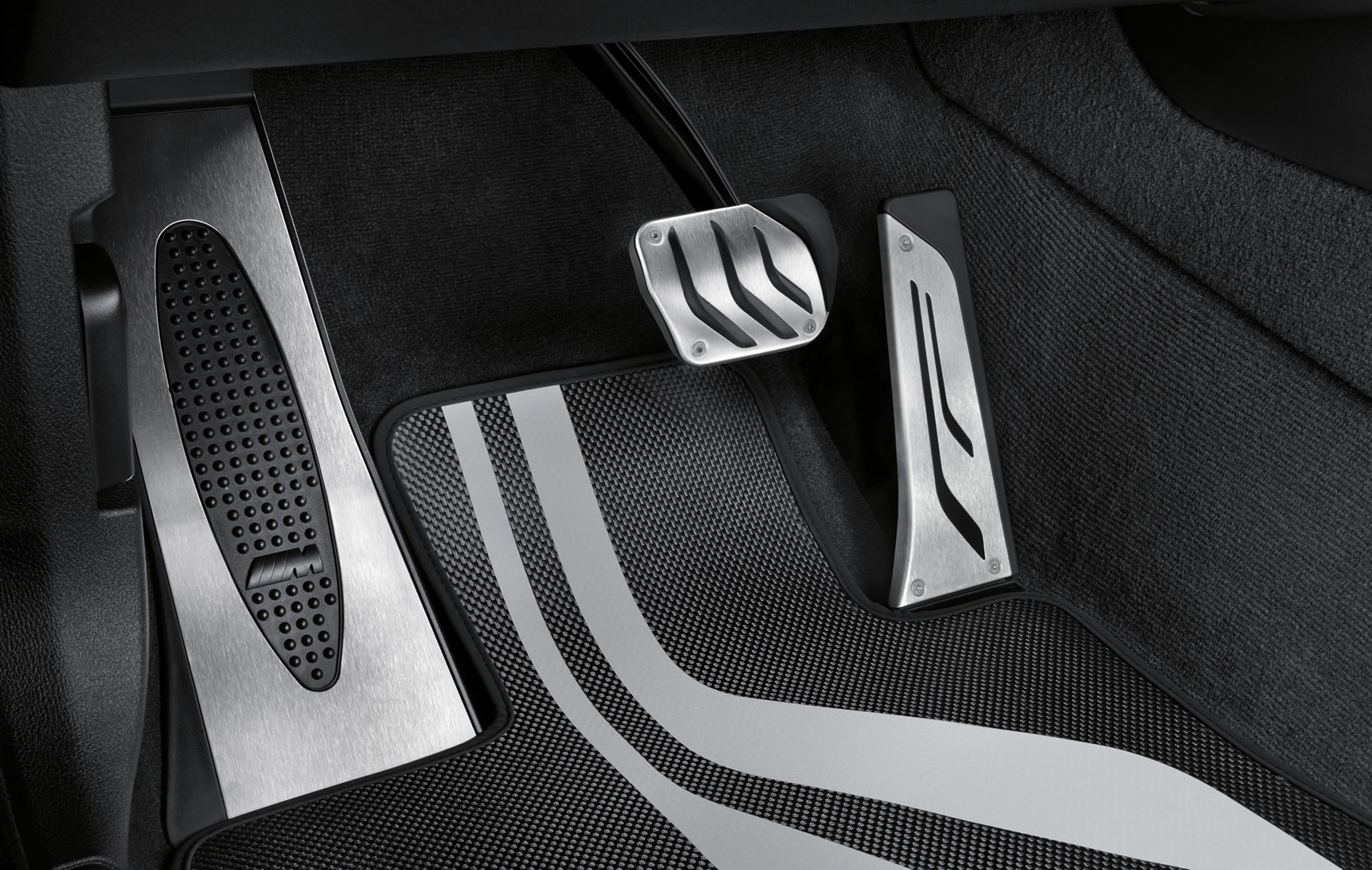 Anderson Ford Mazda >> 2015 BMW X6 M Performance Parts - interior photo, pedal set, floor mats, size 2048 x 1299, nr ...